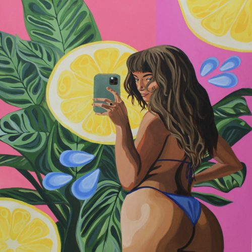 Painting - Amelia Brook Oulton